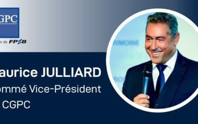 Nomination de Maurice Julliard à CGPC