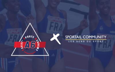 Sportail Community, notre nouveau partenaire